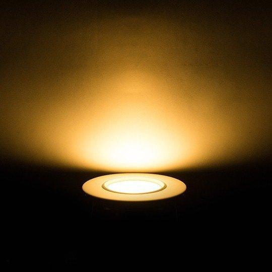 Spot on! 4inch LED Gimbal Downlight