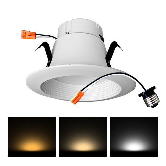 Color Temperature Changing, 4inch LED Recessed Downlight
