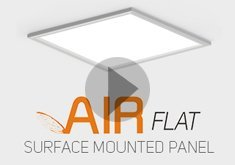 OKT Lighting--Surface mounted LED panel light