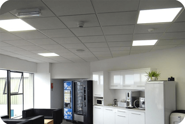 OKT 2X2FT led panel light in sierra support services in OR in 2014