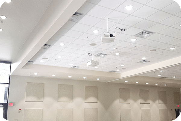 OKT 8inch commercial led downlight In Hotel - Tampa Bay FL