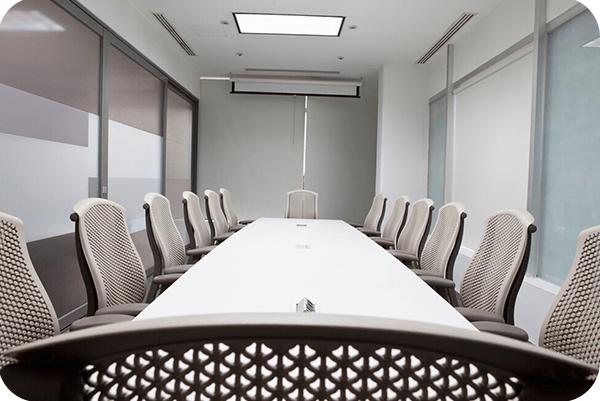 OKT 2X4FT led panel lights in office in GA in 2014