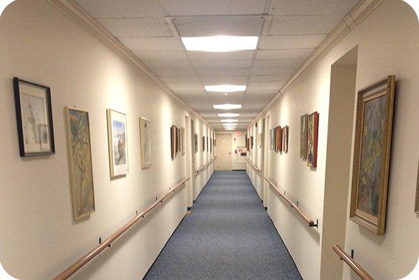 OKT lighting 500pcs 2x2FT LED Troffer in Hospital in Rochesterr in 2015