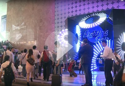 OKT Lighting-2014 Hong Kong International Lighting Fair (Autumn Edition)