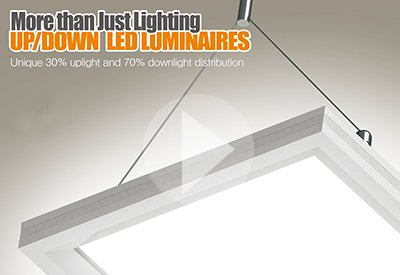 OKT LIGHTING Up&Down Luminaire Is Coming Now