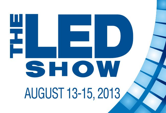 The LED Show 2013 in LAS Vegas, USA-August 13-15