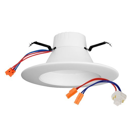 Ballast Compatible LED Residential Downlight