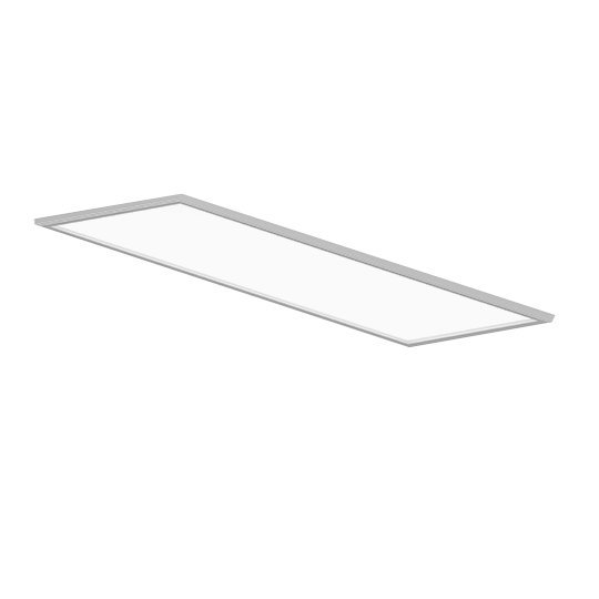Only 3mm Gap Between The Surface Mounted LED Flat Panel And Dry Ceiling