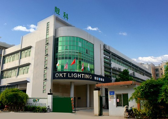 led commercal light manufacture-okt lighting
