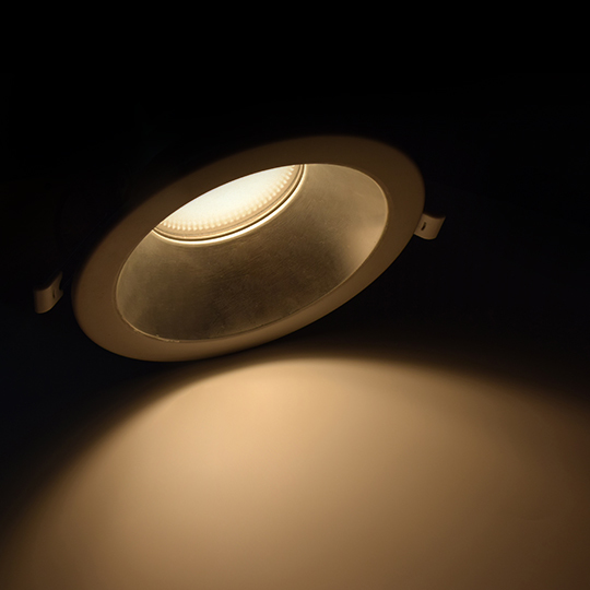 "Split 4"" LED Commercial downlights"