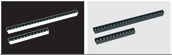 led linear light fixture