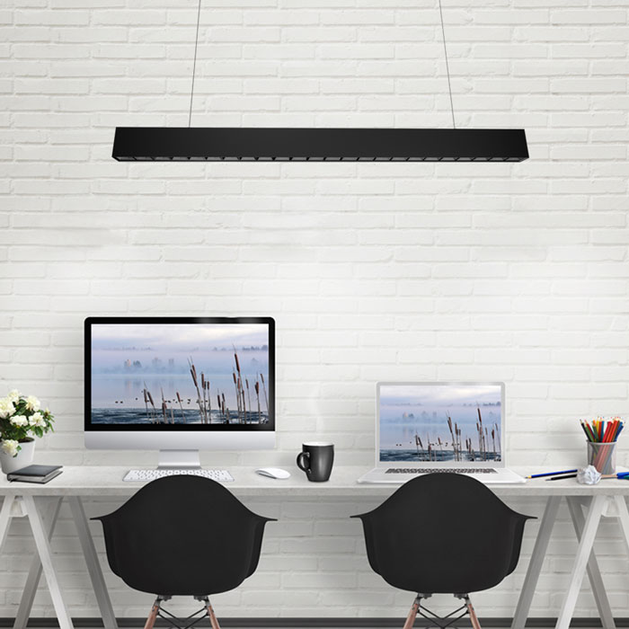 suspend led linear lighting