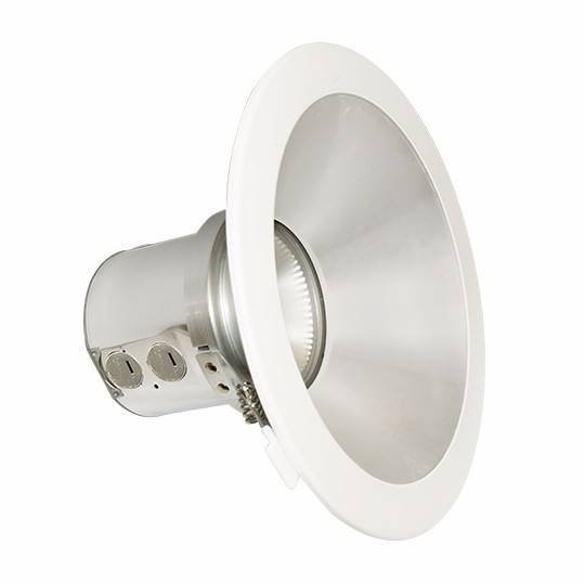 "Split 8"" LED Commercial downlights"