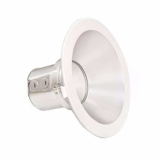 "Split 6"" LED Commercial downlights"