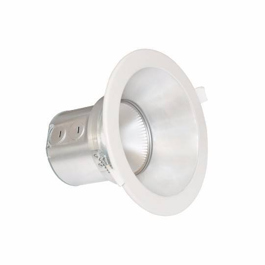 "Split 4"" LED Commercial downlights"