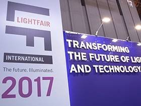 2017 LightFair Inrernational in Philadelphia